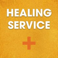 Special healing service...