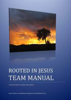 RinJ Team Manual cover