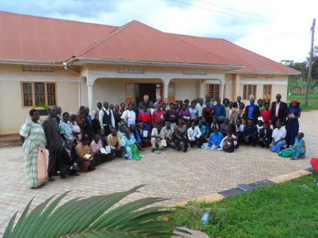 Conference participants, Mityana Diocese