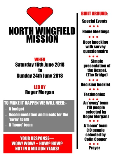 MAP love North Wingfield Mission2